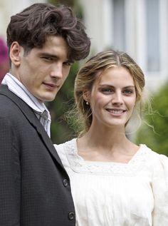 """""""Gran Hotel"""" ..¡¡¡¡mi programa preferida ahora!!!! Es mucho más emocionante que Donwton Abbey. Aunque es muy similar."""