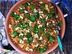 Food Fitness by Paige: Sweet Potato Pad Thai