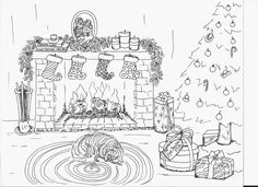 Free printable coloring page (drawn by me) available on my blog. Enjoy!http://www.sheilatango.blogspot.com/  #adultcoloring