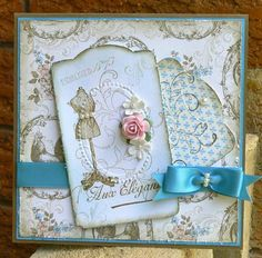Beau Chateau Elegance by lincoln4460 - Cards and Paper Crafts at Splitcoaststampers