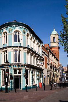 The Kingston, Trinity Quarter, Kingston upon Hull, East Yorkshire