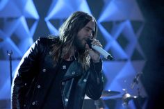 """30 Seconds to Mars Performs 'Stay"""" at Ellen Show.- 10-01-2014 (record 09-01-2014)"""
