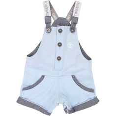 Timberland Baby Boys Dungarees - Jellyrolls Kidswear Baby Boy Dungarees, Overalls, Baby Timberlands, Salopette Short, Overall Shorts, Rompers, Baby Boys, Dresses, Style