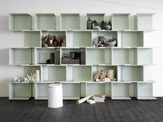 Chain Modular Bookshelf - Customisable Shelving System | Hem.com