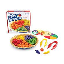 Super Sorting Pie Activity Set - Learning Resources - Toys R Us ages 3 to 5