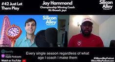 What are your goals? How often do you set them? Do you achieve them? Coach Jay T Hammond talks about how he motivates and builds relationships with his team through goal setting. #goalsetting #motivation #quotes #hustle #setgoals #goals #goaldigger #goalgetter #leadership #coaching #buildingteams #teams #motivate #selfdiscovery #teamwork #teamquotes #successquotes #successclips #clips #siliconalleypodcast #siliconalley #busa #birminghamunitedsoccer #jaythammond Personal Goal Setting, Personal Goals, Soccer Coaching, Leadership Coaching, Personal Finance App, Girls Soccer Team, Team Quotes, Coach Me, Team Player
