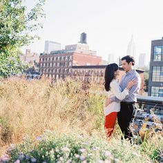 Photography: Trent Bailey Photography - trentbailey.com  Read More: http://www.stylemepretty.com/2013/02/18/new-york-city-engagement-session-from-trent-bailey-photography/