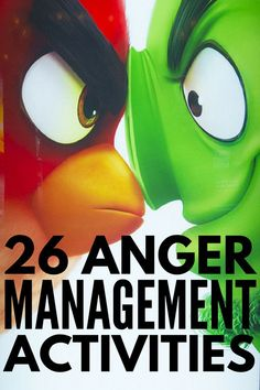 26 Anger Management Activities for Kids | If your kids struggle with self control, you'll love this collection of fun games and crafts to help calm BIG emotions. Perfect for rambunctious boys and strong-willed girls, these free printables and learning activities will help your child calm down at home, in the classroom, and/or in therapy. #anger #angermanagement #positiveparenting #angrychild #meltdowns #tantrums
