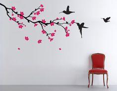 Wall stikers e rinnoviamo casa con creatività e originalità