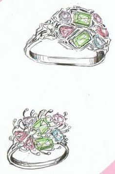 Hand drawn design by Robert Cliff.