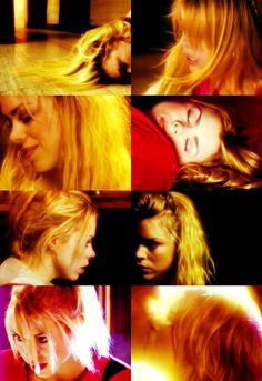 Rose Tyler - season 1 hair