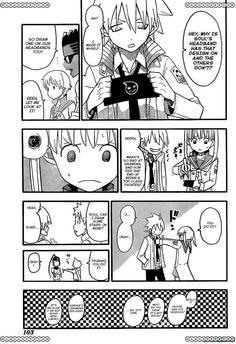 Soul eater manga