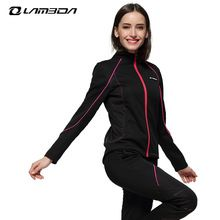 US $75.53 winter women cycling jersey mtb bike clothing set long sleeve bicycle clothes pants and coat sportswear waterproof windproof. Aliexpress product