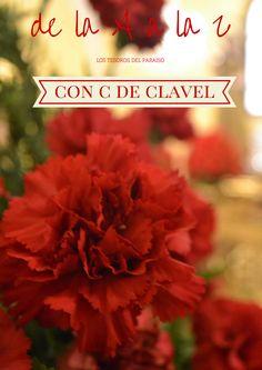 Con C de Clavel. Asturias. Los Tesoros del Paraíso. De la A a la Z (Miss Lavanda)