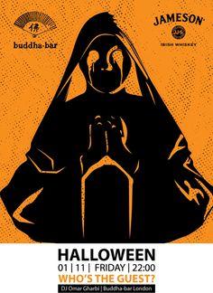 Планы на Хеллоуин: рестораны, клубы и кафе