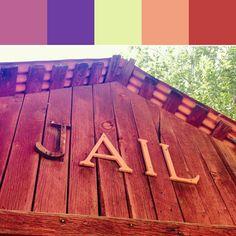 《Jail House Palette》
