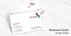 Visiting cards are another way to promote your business online. Beautiful #visiting #cards represent you. To get visiting cards just click on: