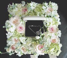 Propose flower box  www.classyflower.com  designed by Olivia Yun Lim