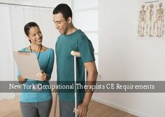 New York Occupational Therapists Continuing Education and License Renewals