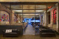 Sage restaurant in Berlin by Drewes+Strenge Architekten BDA