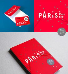 """The graphic design agency Graphéine worked on a re-branding project to come up with a bold new look for the Paris Convention and Visitors Bureau. In a smart and elegant logo design, they altered the text of the words """"Paris"""" to transform the letter """"A"""" into the Eiffel Tower. It's a brilliant way to bridge the city's name with it's most famous icon. The designers were fearful that using the symbol of the Eiffel Tower would result in a kitschy or gimmicky design. In response to this concern…"""