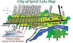 Events - Spirit Lake, Idaho