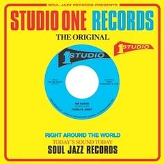 Soul Jazz Records – Horace Andy / Jackie Mittoo – Mr Bassie / Napoleon Solo