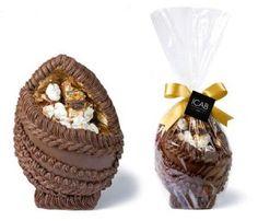 Ovos de Páscoa Decorado | anachocolover