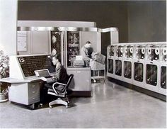 UNIVAC 1  first commercial computer, 1951