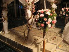 the huppah by goldieholl, via Flickr