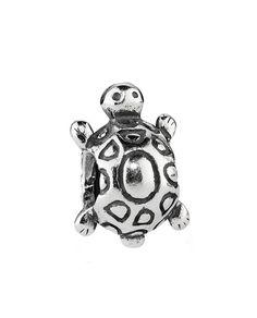 Charm de plata Tortuga Pandora