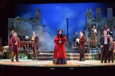 "The Palace Theater in Wisconsin Dells staged ""A Christmas Carol"" this holiday season."
