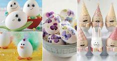 Så pimpar du påskägget – 13 färgglada idéer till årets påskpyssel