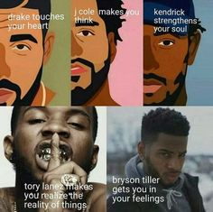 Idk about Tory but Bryson tiller and everyone else yeeeeppppo Real Quotes, Life Quotes, Random Quotes, J Cole, Oui Oui, True Facts, I Can Relate, My Guy, Queen