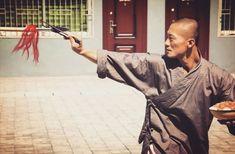 Shaolin legend Yanbo Shifu