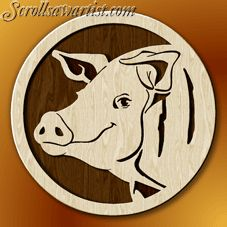 Scroll Saw Patterns :: Animals & Insects -