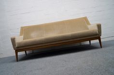 :-) Mid Century WK MÖBEL Sofagarnitur 50er 60er Lounge Sofa + 2 Sessel   eBay