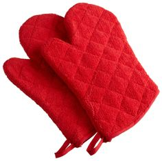 Biscotti Silicone Quilted Premium Quality Quilted Oven Mitt