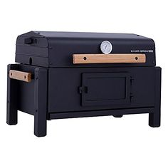 Best charcoal grill smoker combo is perfect if you are a passionate griller. If you're thinking of buying a new grill we have a list of top 10 smoker combos Cast Iron Charcoal Grill, Portable Charcoal Grill, Best Charcoal Grill, Portable Grill, Charcoal Bbq, Table Top Grill, How To Clean Chrome, Diy Grill, Camping Grill
