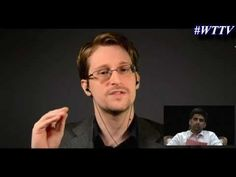 Edward Snowden talks about FBI's COINTELPRO, CIA's MK ULTRA and Black Lives Matters - YouTube