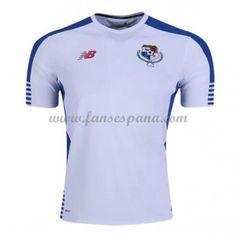 Camisetas De Futbol Selección Panamá Copa Mundial 2018 Segunda Equipación 7ab9ddfb958ea