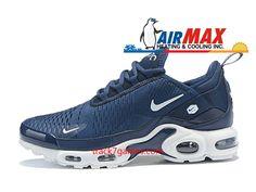 size 40 2b56c cc34f Nike Air Max Tn 270 Chaussures Nike Basket Pas Cher Pour Homme Bleu Blanc -Sur