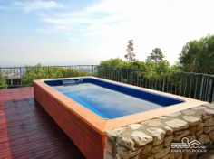 1000 images about endless pools on pinterest endless pools swim and lap pools for Swimming pool contractors san francisco bay area