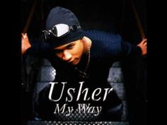Monica & Usher - Let's Straighten It Out - YouTube
