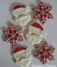 Color the dough..and decorate with white.. less sugar