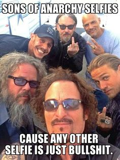 pic via @kimfcoates - meme via Ronnie Volovnik (FB group sons-of-anarchy.net)