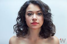 "Star of BBC America hit ""Orphan Black"" stops by TheWrap for interview and photo session"