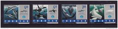 MINT STAMPS - OCEANS / DOLPHINS & WHALES - 1998 - FAROE ISLANDS - ** / MNH -- - Delcampe.net