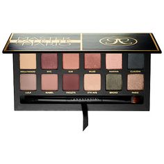 $45    Shop Anastasia's Master Palette By Mario at Sephora. This special-edition eye shadow collection was created with celebrity makeup artist Mario Dedivanovic.