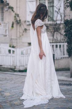 ... Robes de mariees - Boutique Les megeres - Paris - La mariee aux pieds